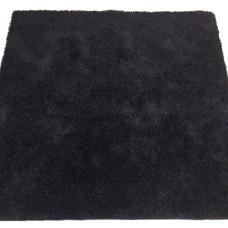 Black Area Rug
