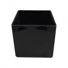 Black Glass Square