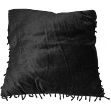 Black Velvet Pillows