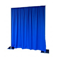 Royal Blue Drape