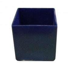 Blue Glass Square