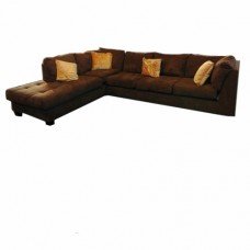 Ultra Suede 3 Piece Couch Set