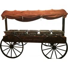 Western Food Cart