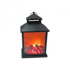 """Fireplace"" Lantern"