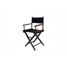 Dark Wood Director Chair