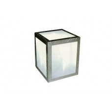 Lucite Cocktail Cube Table
