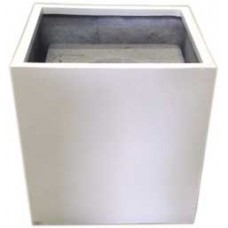 Small White Planter Box