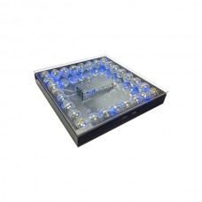 Light Up Disco Ball Serving Tray