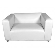 White Manhattan Chair