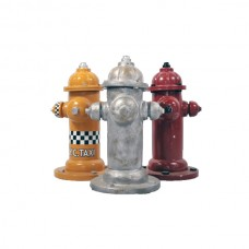 Faux Fire Hydrants
