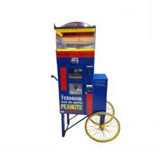 Vintage Peanut Cart