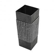 Pewter Silver Bud Vase