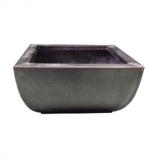 Pewter Square Bowls