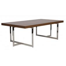 Chrome Leg Coffee Table