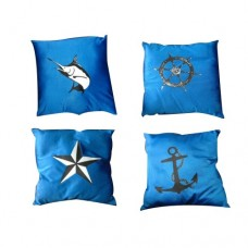 Assorted Nautical Pillows