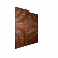 Faux Brick Walls