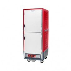 Mobile Heated Holding Cabinet