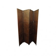 Brass Hammered Screen