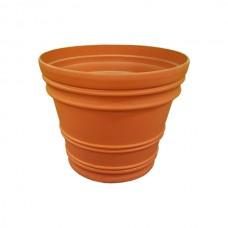Terracotta Colored Tree Pot