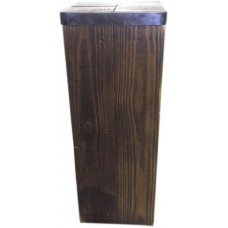 Medium Wooden Pedestal