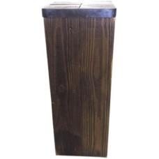 Medium Wooden Pedestal