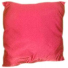 Satin Red Pillow