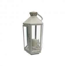 White Seaside Lantern
