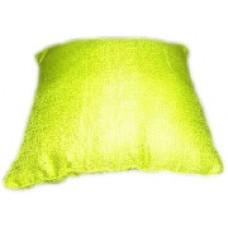 Silk Green Pillows