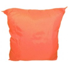 Silk Orange Pillows