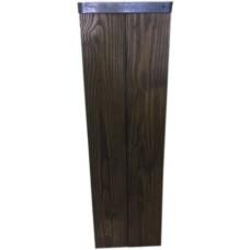 Tall Wooden Pedestal