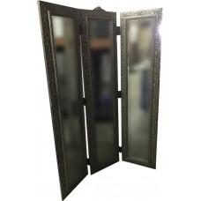 Tri-Fold Mirror
