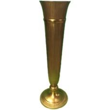 Vintage Gold Vases