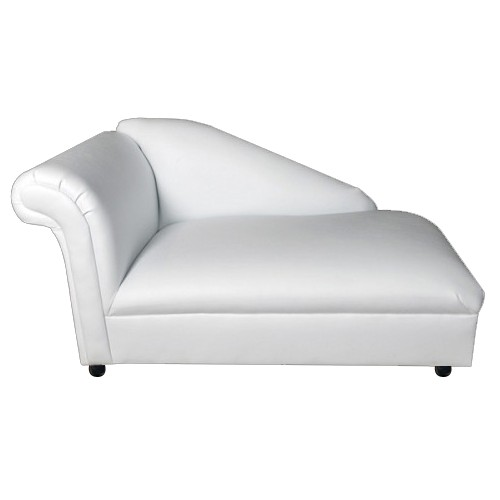 White Cleopatra Chair ...