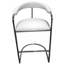 White Cosmo Bar Stool