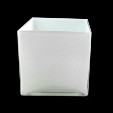 White Glass Square