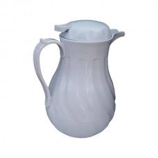 White Insulated Pitcher
