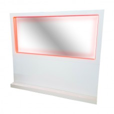 LED Mirror Wall